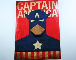 Poster Captain America